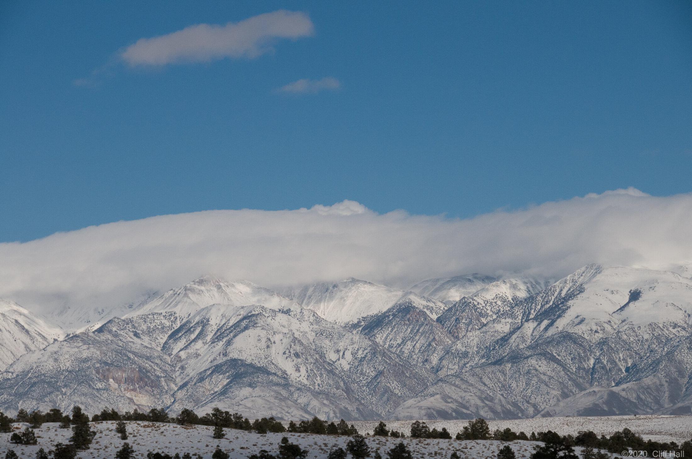 Sierras near Bishop, CA