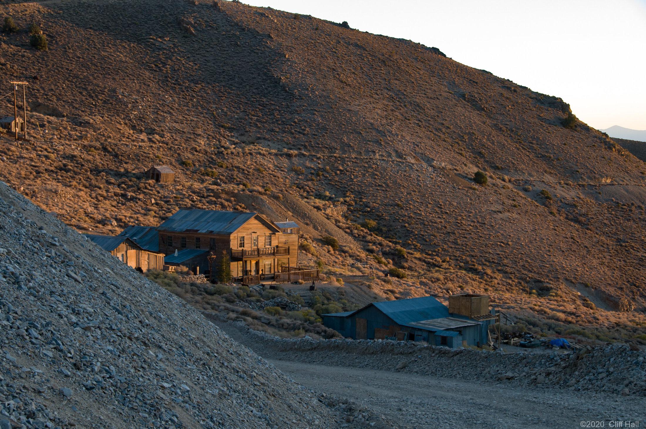 American Hotel, Cerro Gordo