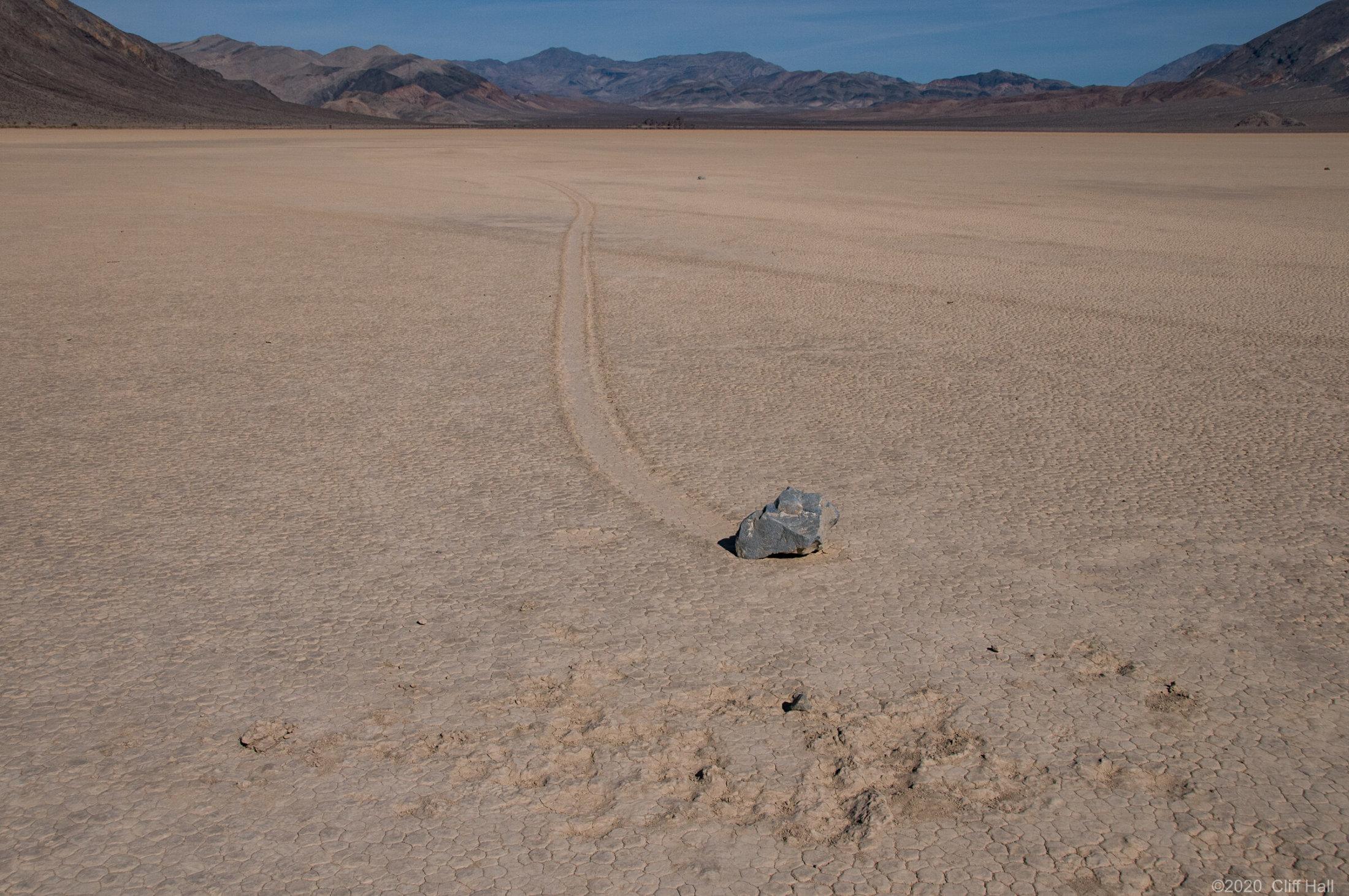 Racetrack, Death Valley, CA
