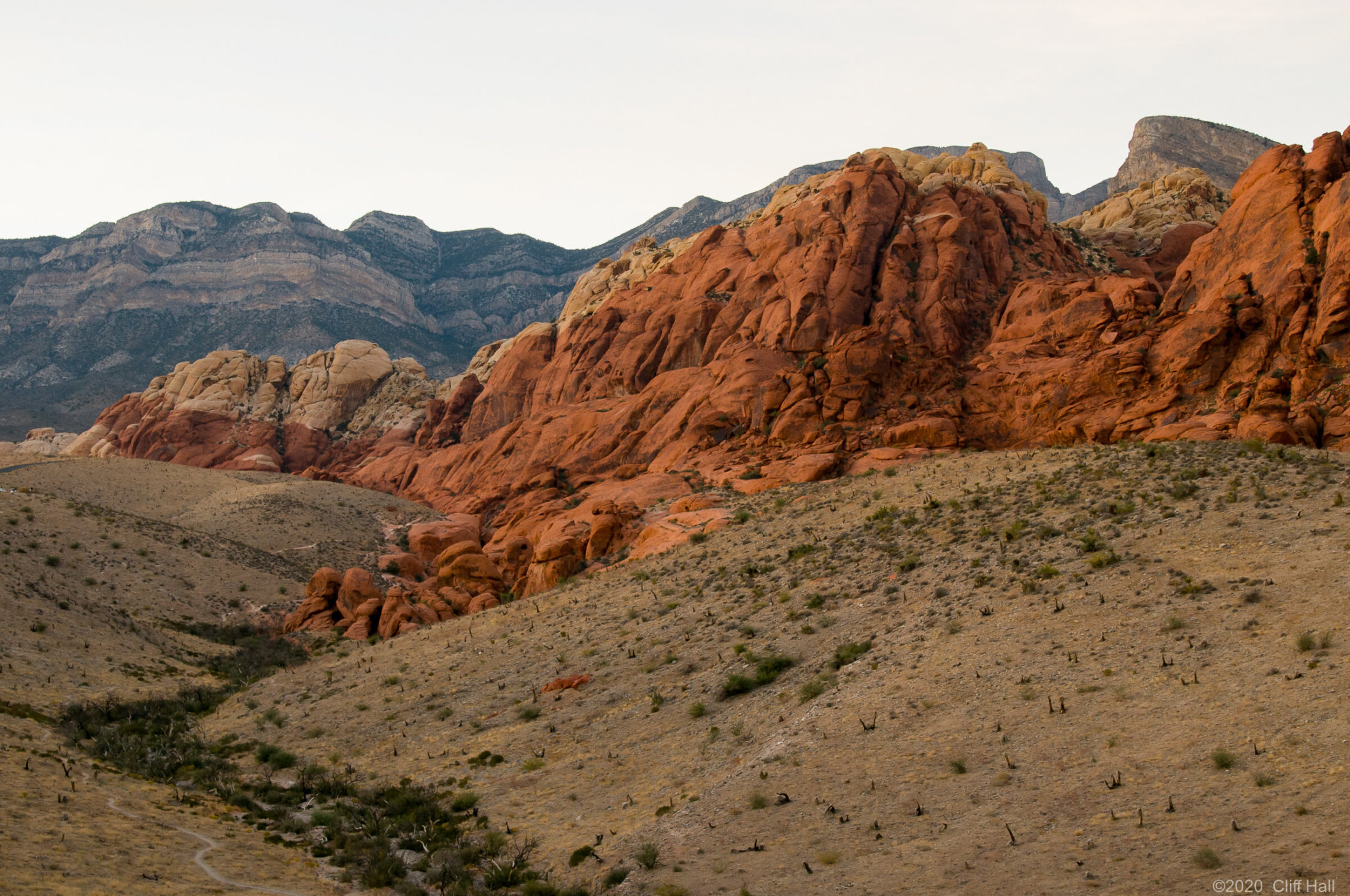 Red Rock Canyon National Conservation Area, NV