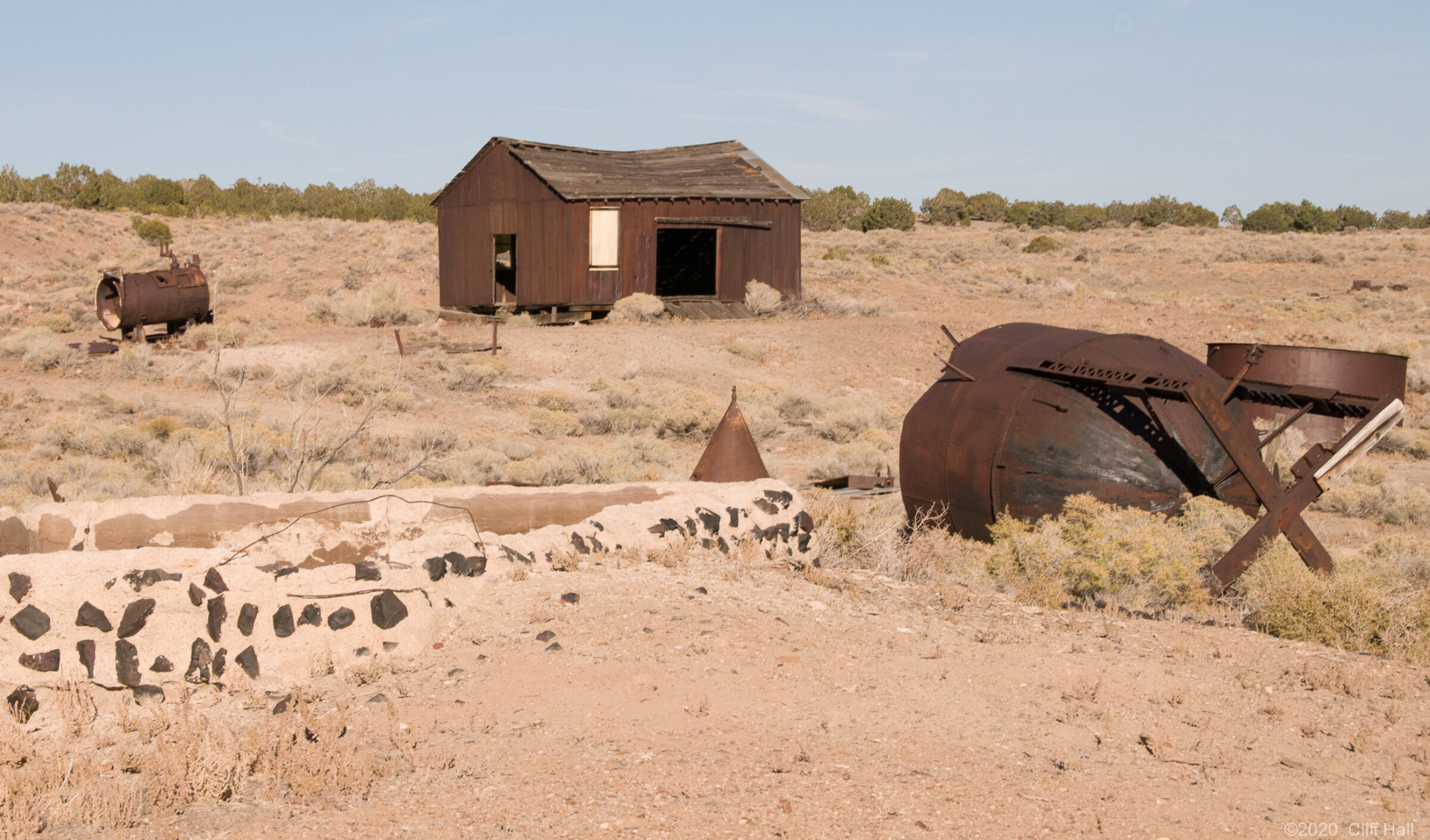 Horn Silver Mine, UT