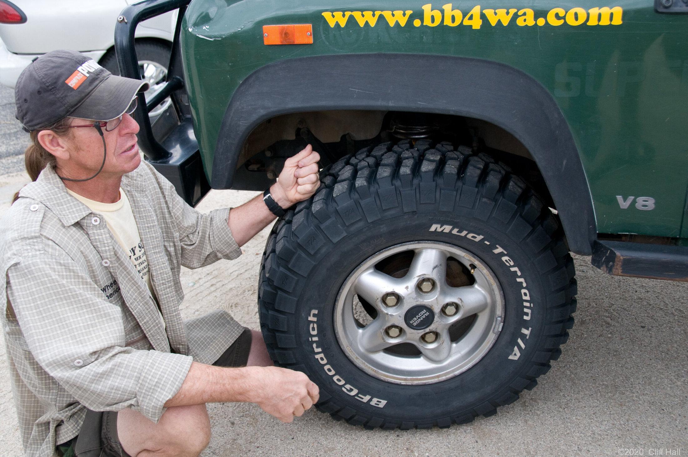 Lets talk tires