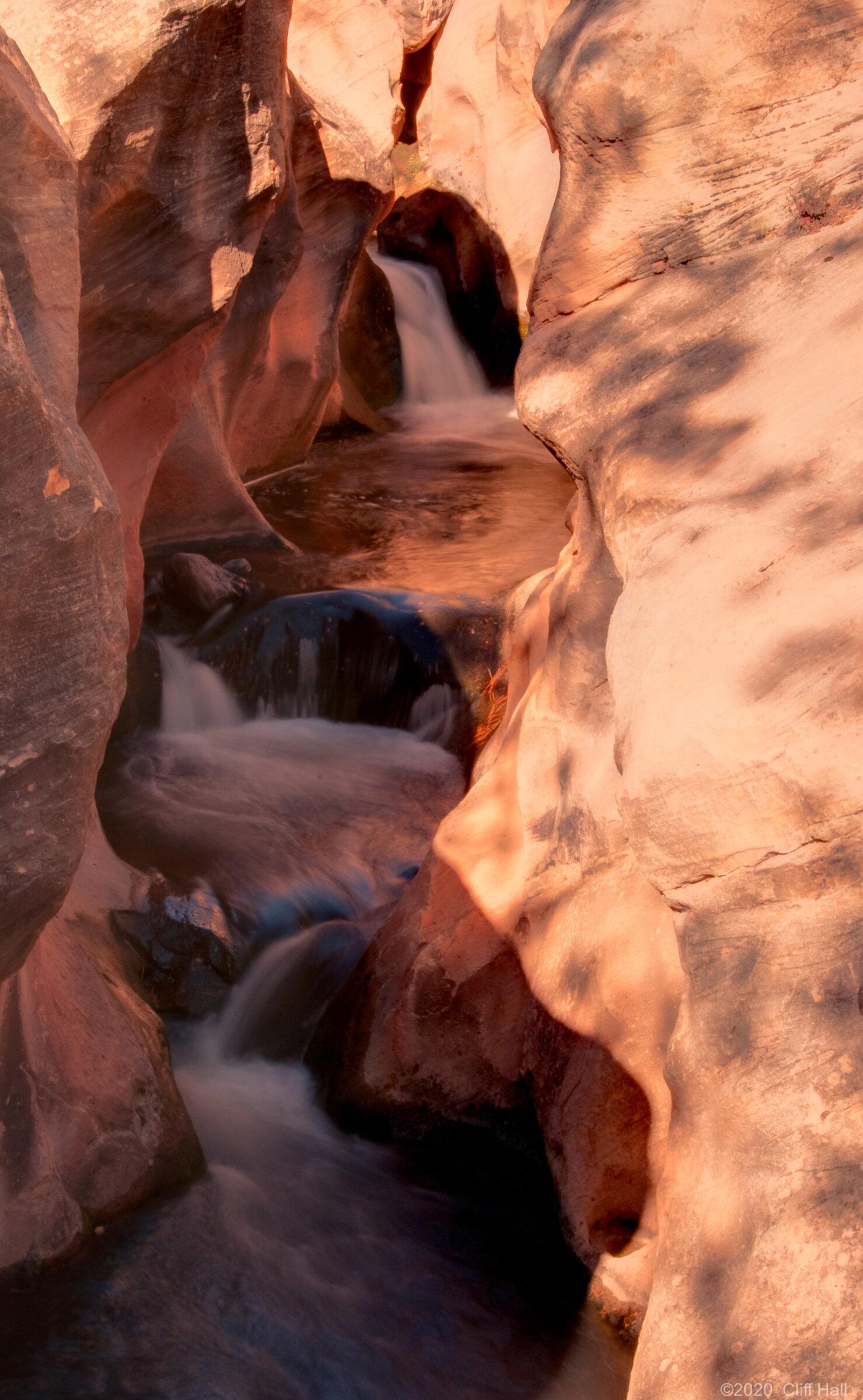 Stream with some pretty rapids