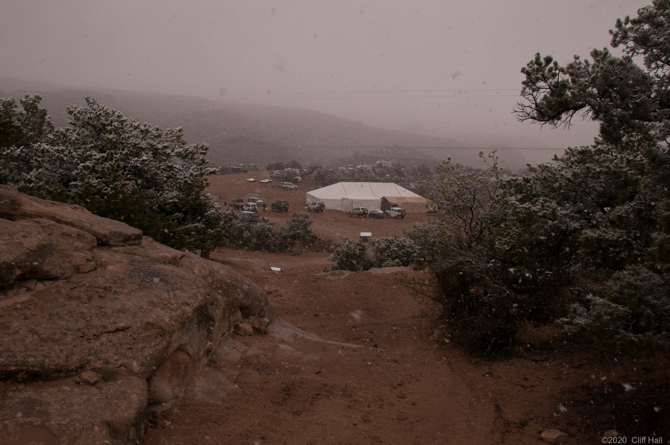 Main Tent for Cruise Moab