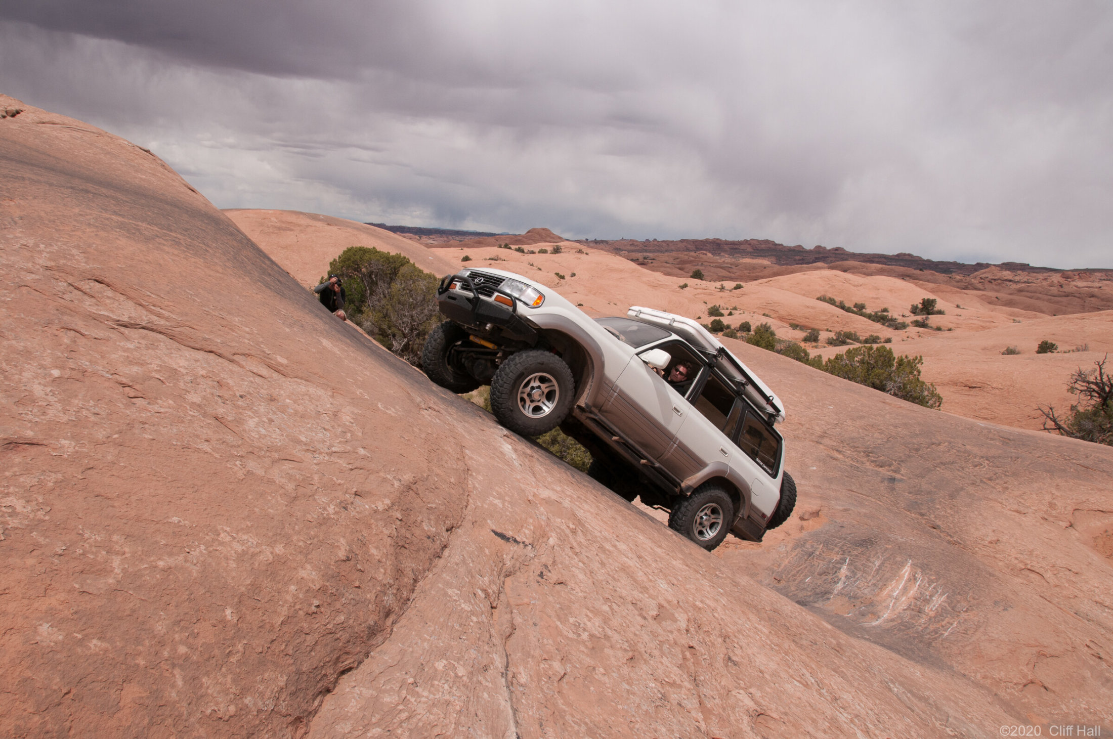 Some pretty steep stuff