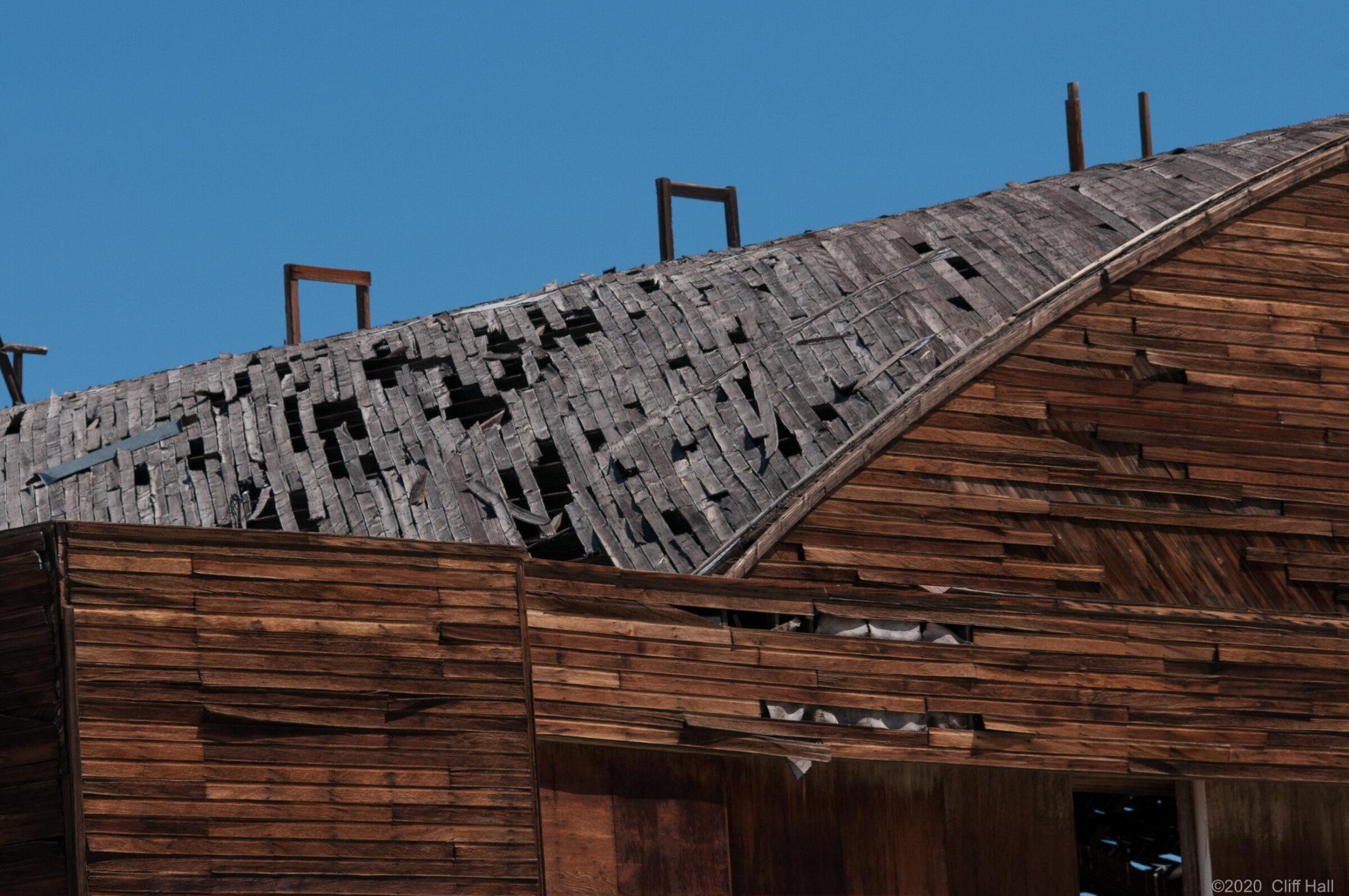 Tonopah wooden hanger