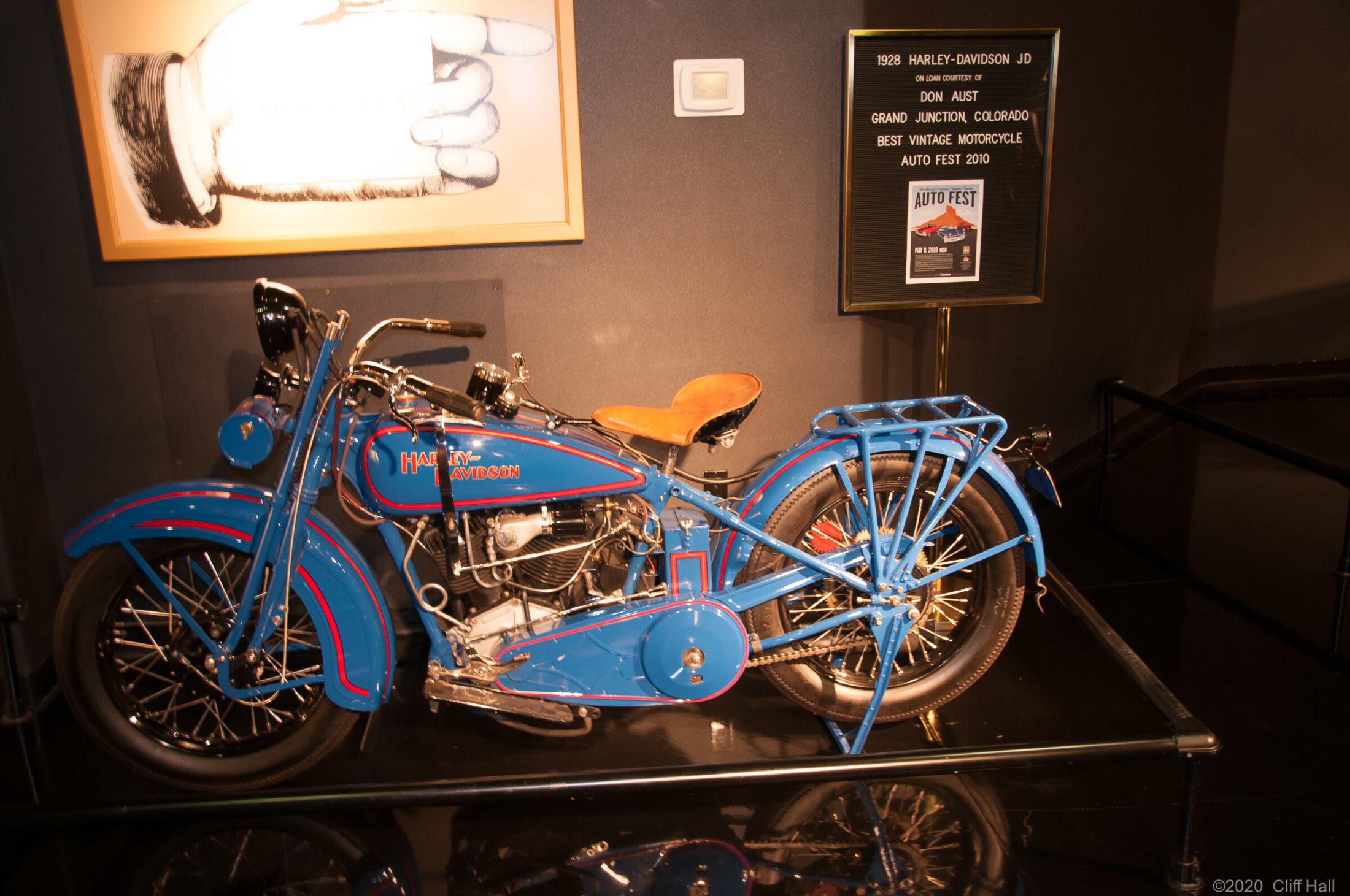1928 Harley