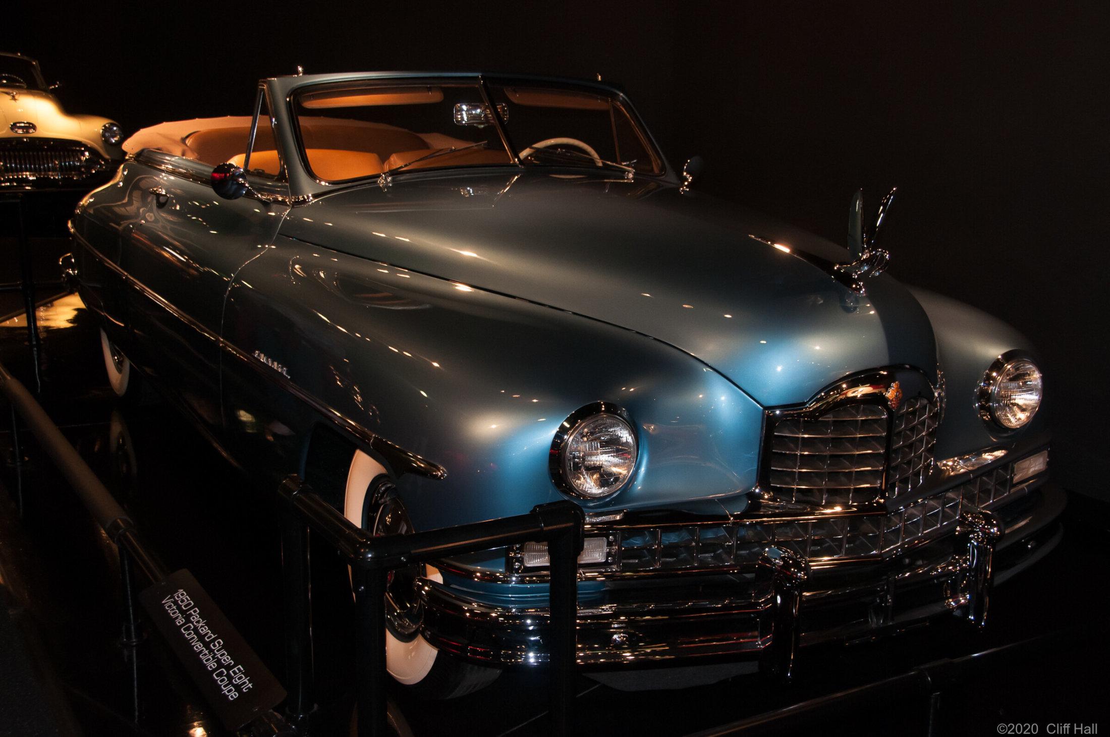1950 Packard