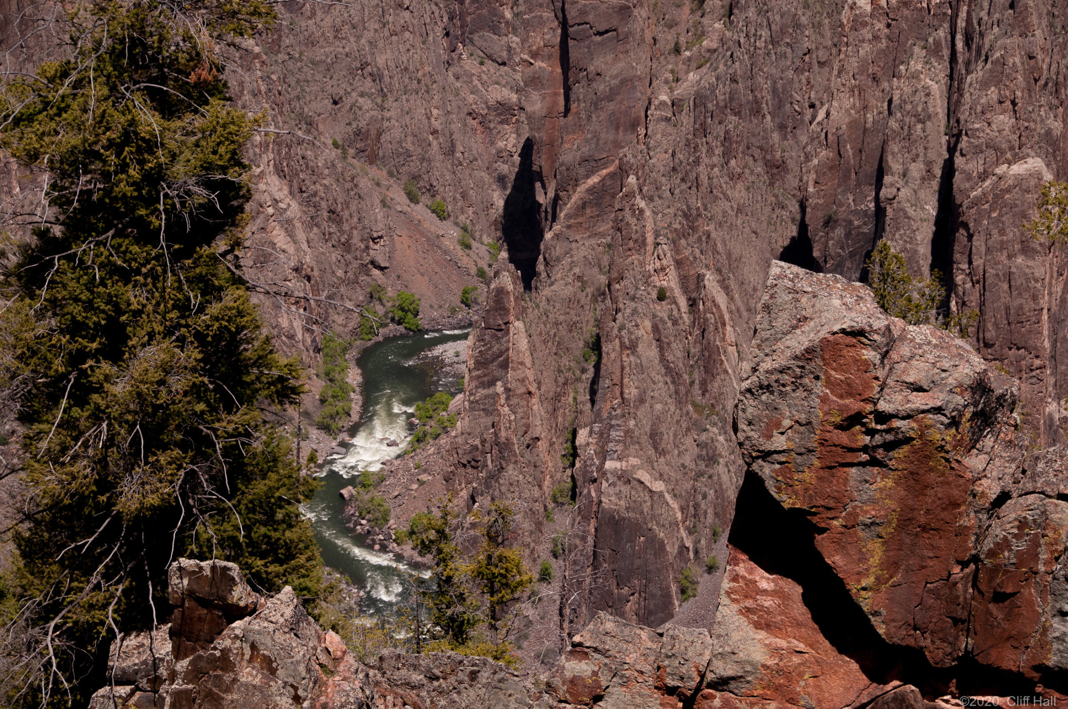 Black Canyon of the Gunnison NP, CO
