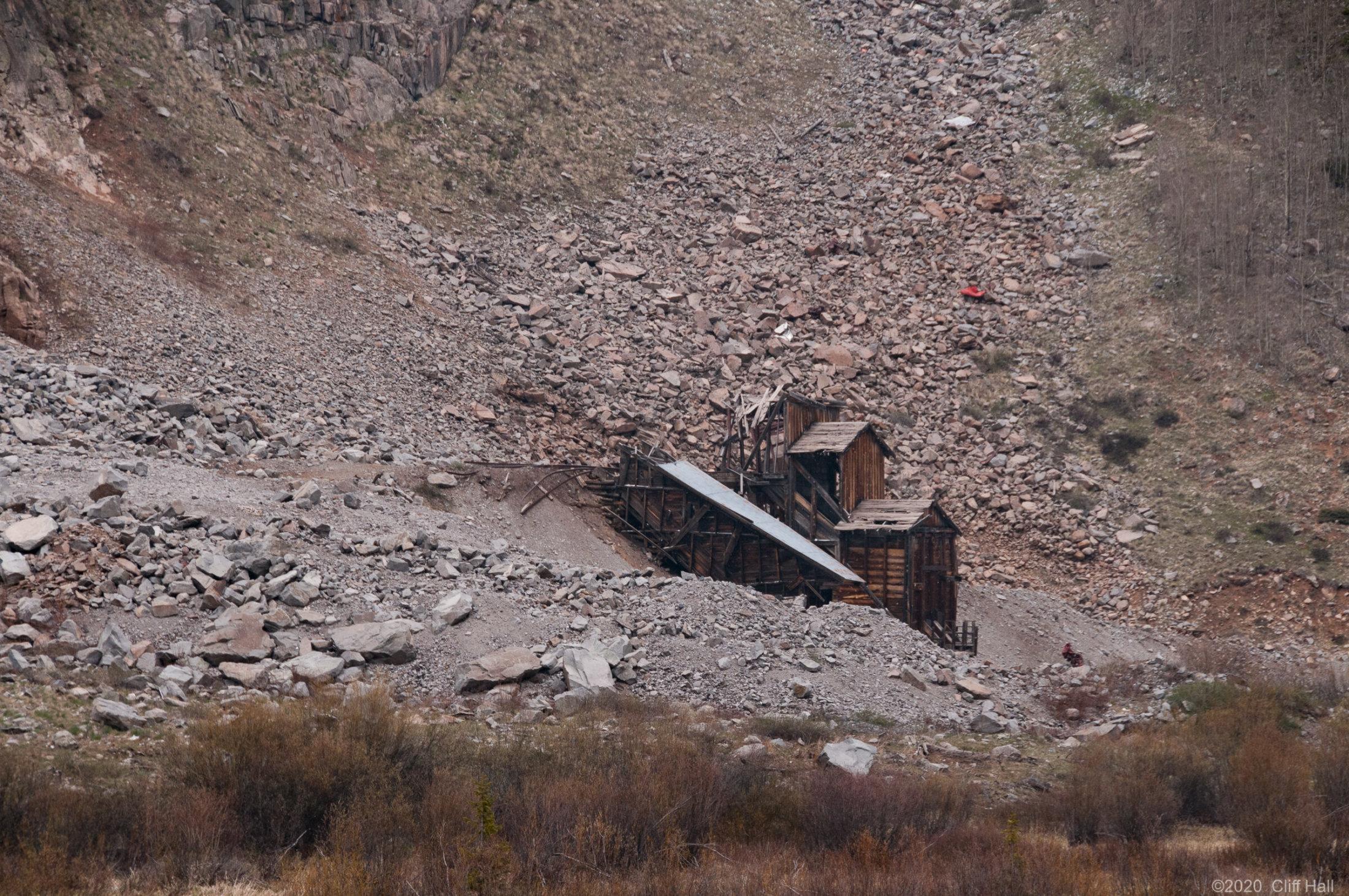 Old Mine near Silverton