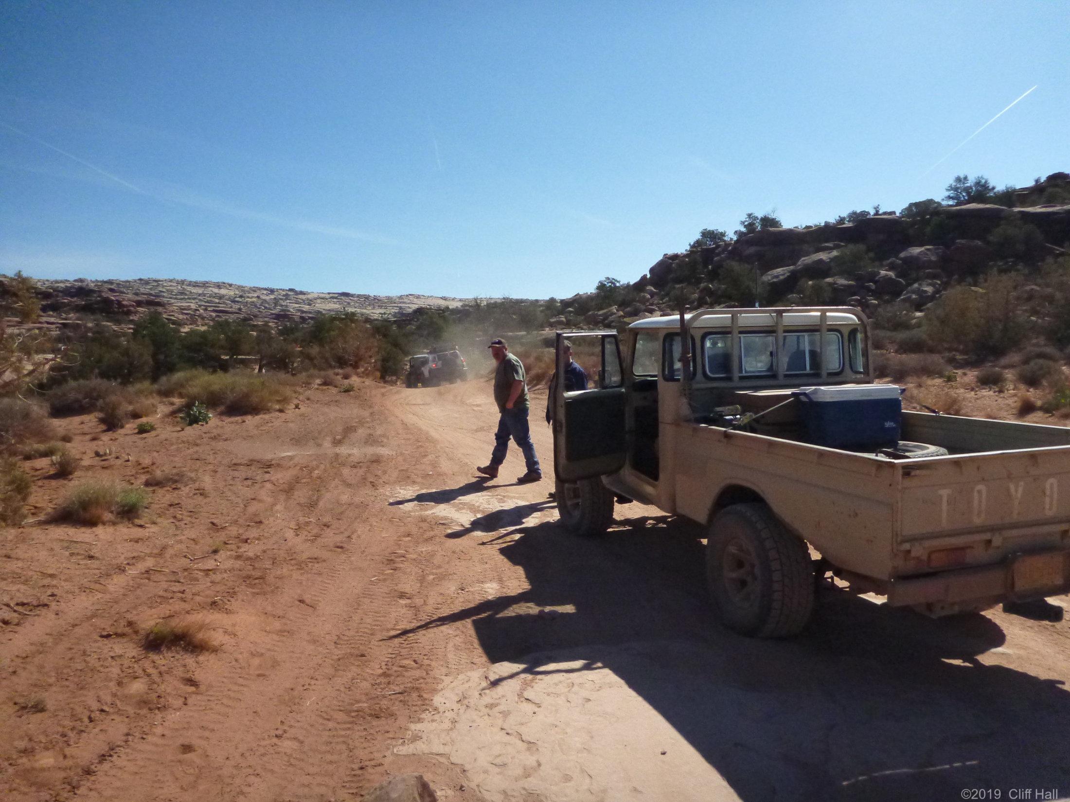 Gold Bar Rim trail