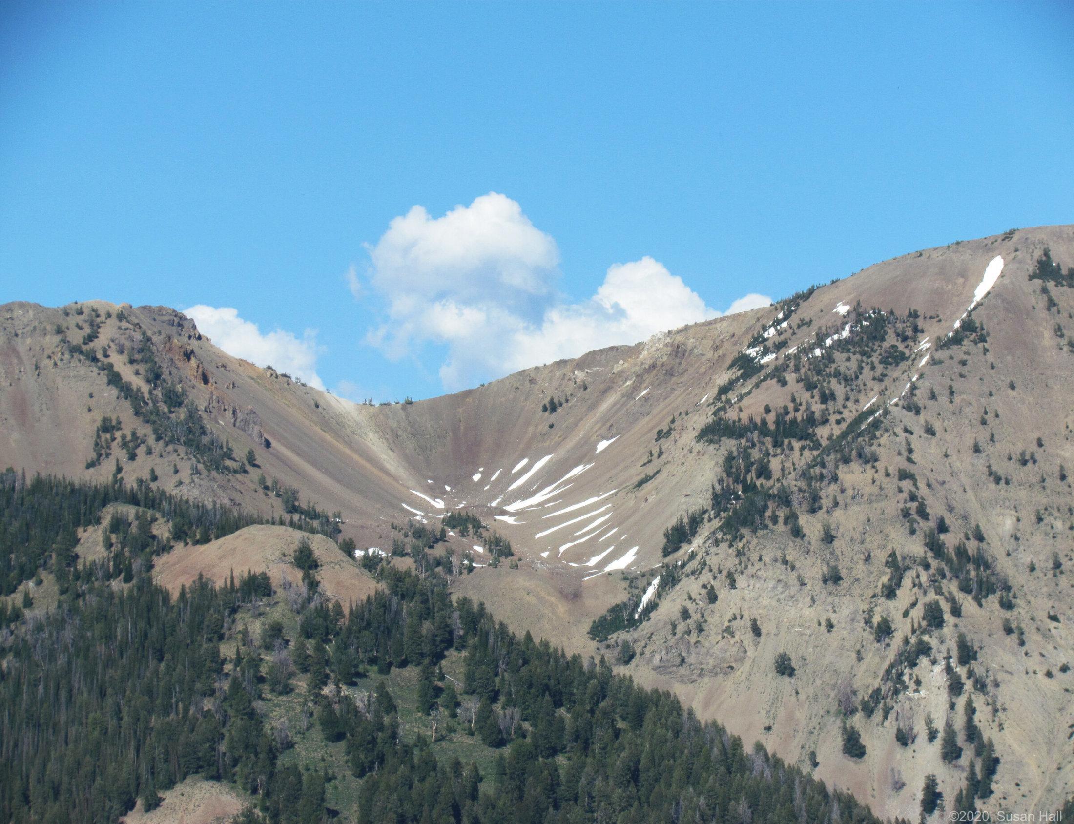 Sawtooth Mountains