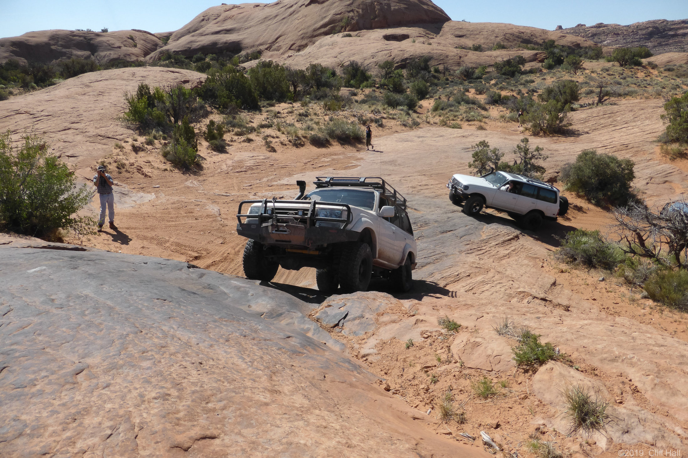 Poison Spider Trail, Utah