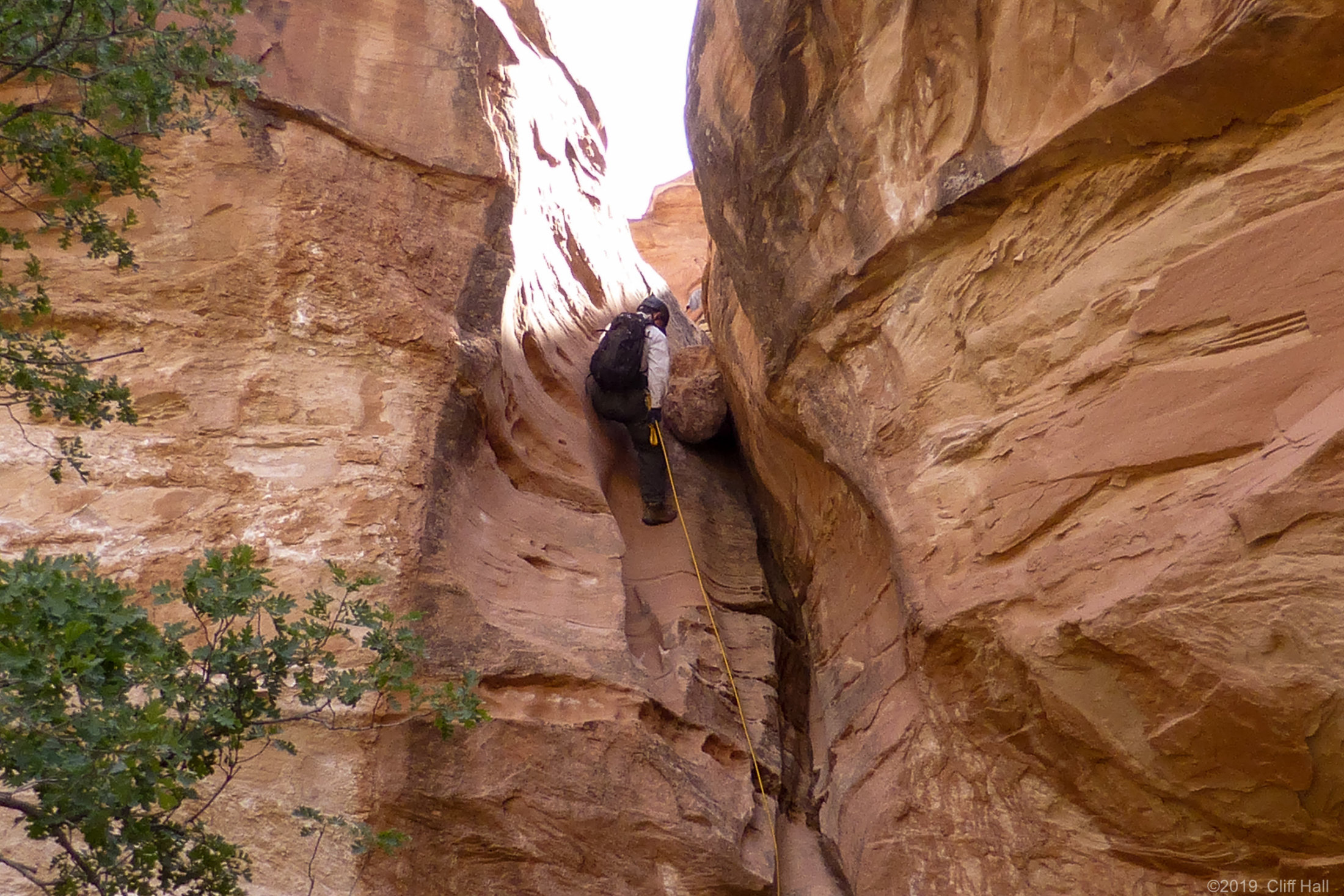Angel Cove Slot Canyon