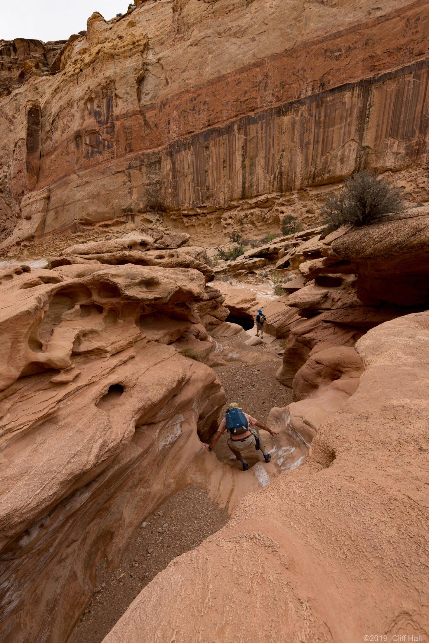Crack Canyon, Goblin SP, UT