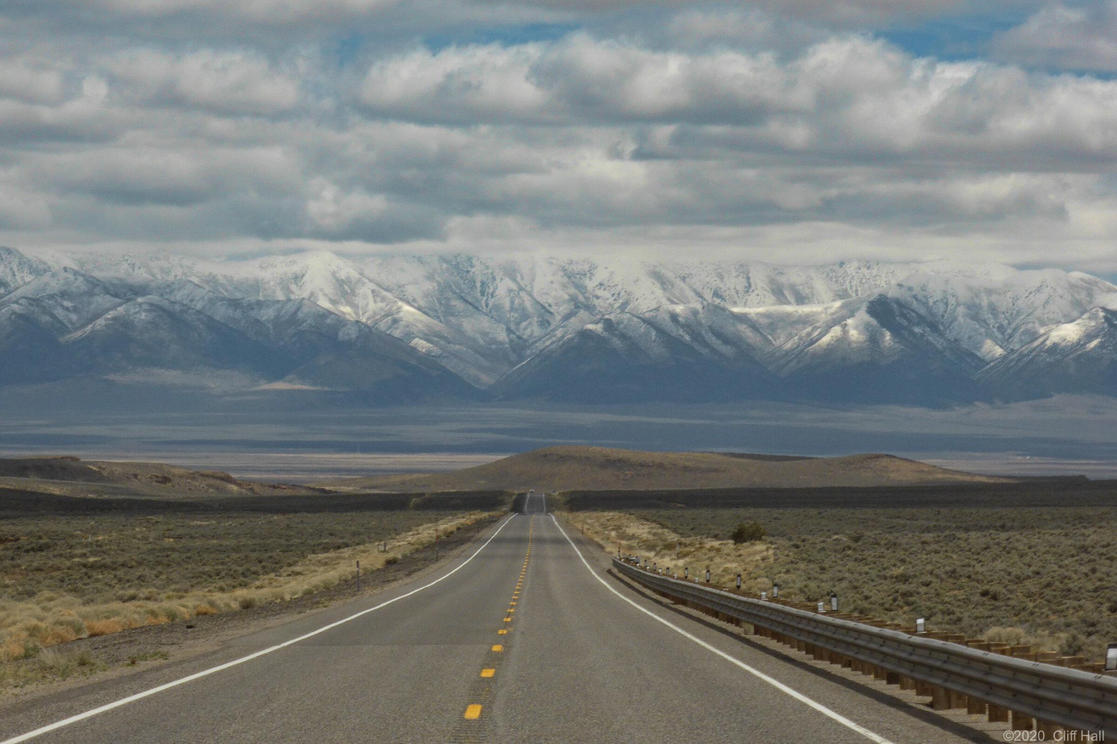 US-50 Nevada