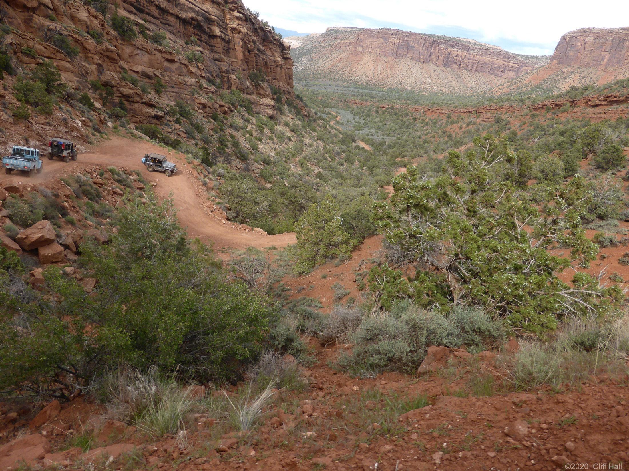 Kokopelli Trail