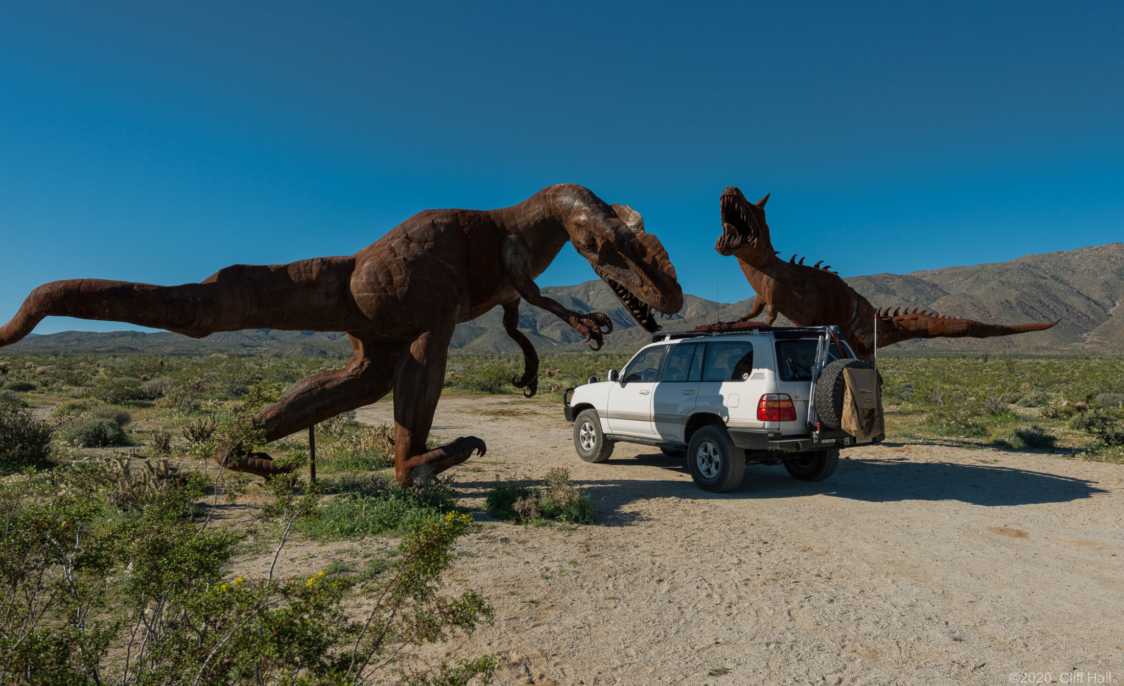 Everyone wants your Land Cruiser