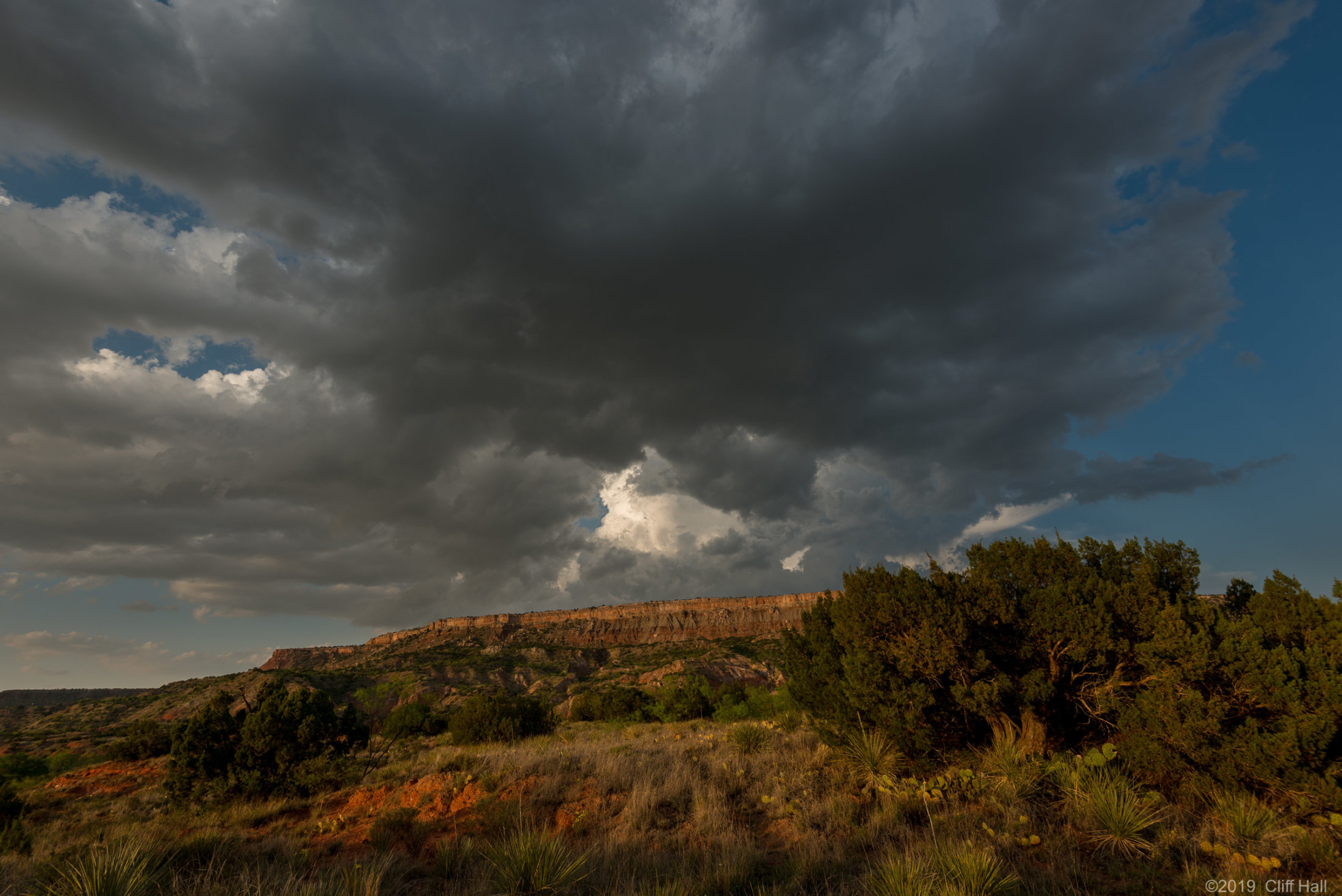 Palo Duro Canyon SP, TX