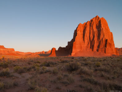Temple of Sun & Moon, Cathedral Valley