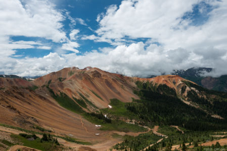 Red Mountain No 3