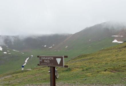 Cinnamon Pass 12,640 ft