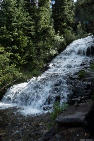 Imogene Creek Falls
