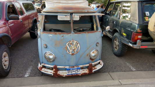 VDub with lots of character