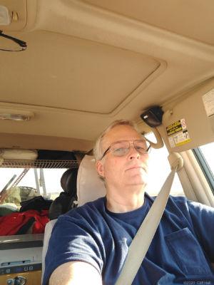Cruisen down I-70 in Utah