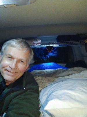 Land Cruiser bed